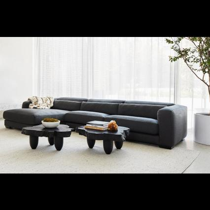 Luxurious Leather: Sofas & Occasional Chairs