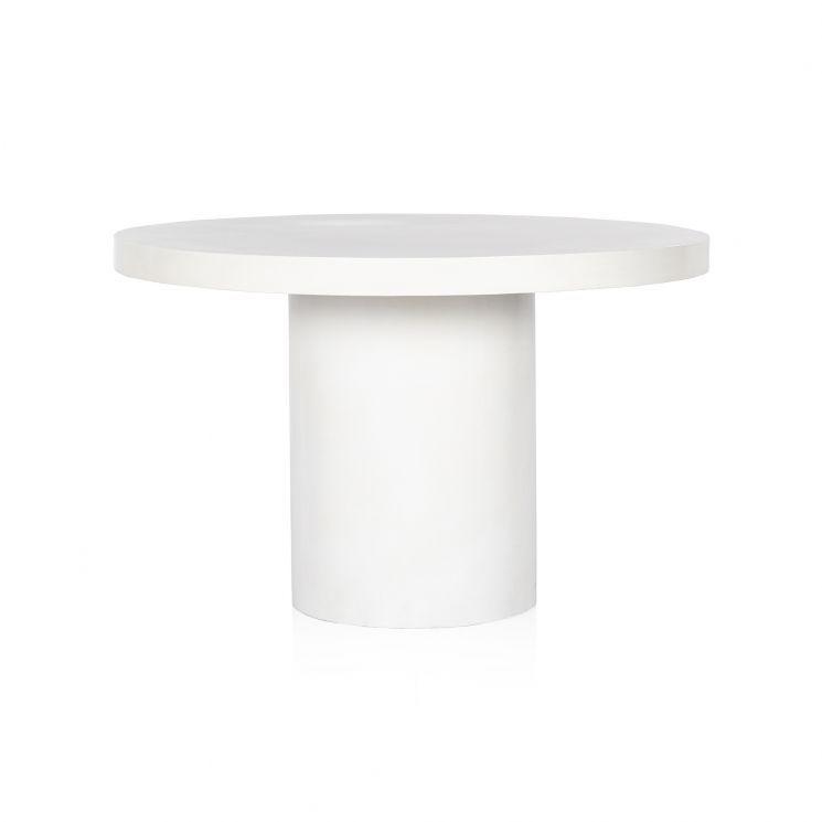 The Regent Concrete Indoor Outdoor, Concrete Round Dining Table Australia