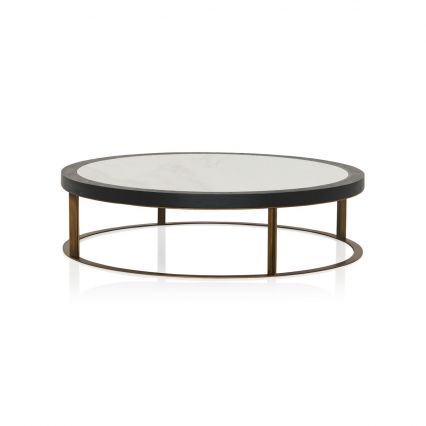 Roosevelt Coffee Table Round