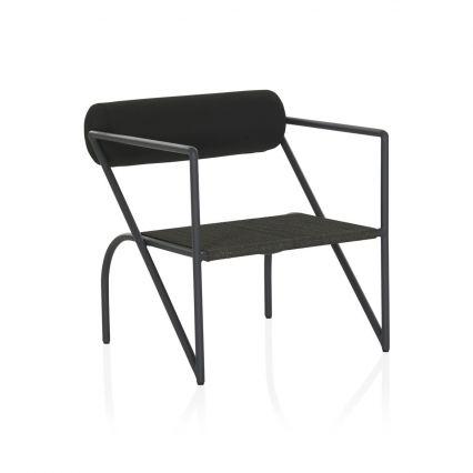 Lobo Outdoor Lounge Chair