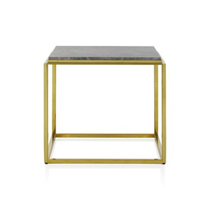 Montenegro Marble Side Table
