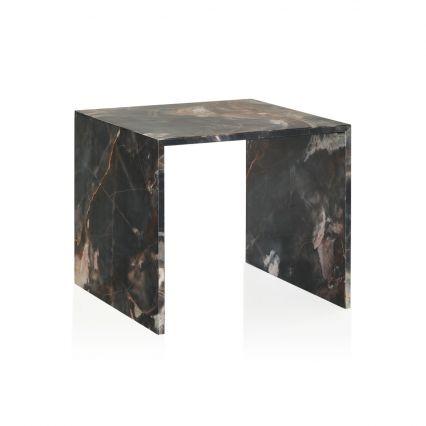 Vertu Marble Side Table