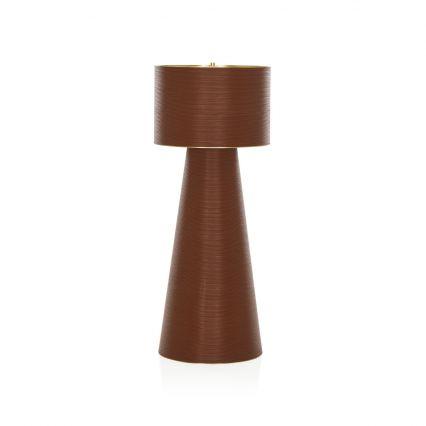 Henderson Leather Floor Lamp