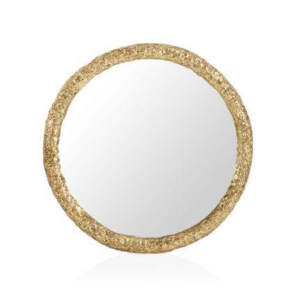 Globi Round Mirror