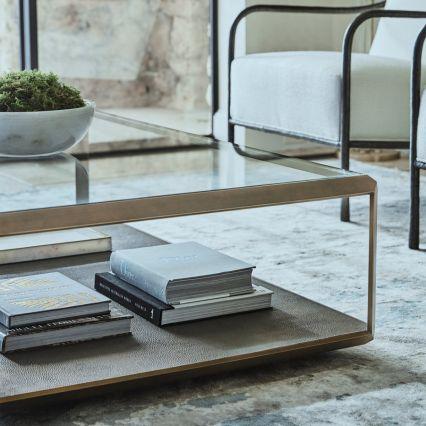 Max Glass Coffee Table