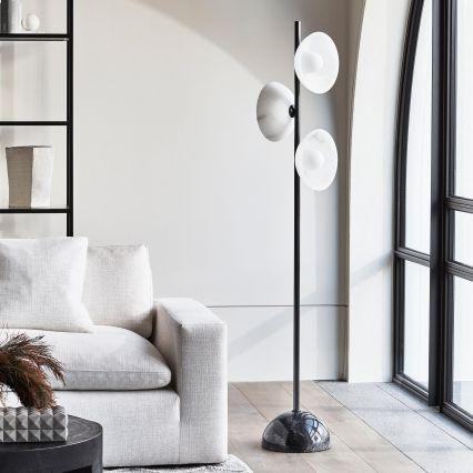 Zephyr Alabaster Floor Lamp