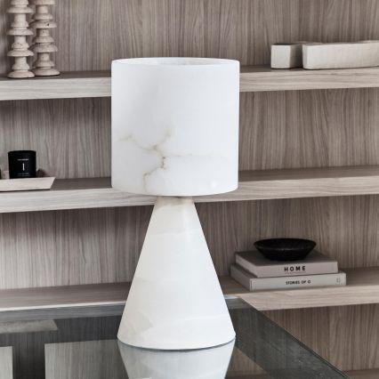 Otis Alabaster Table Lamp
