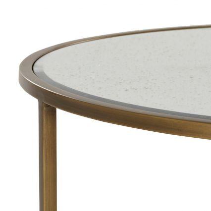 Arden Round Coffee Table