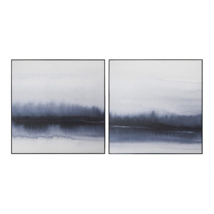 Remy Abstract Art - Pair