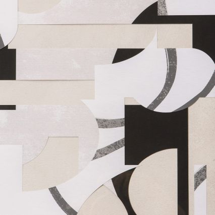 Vichy Abstract Collage I