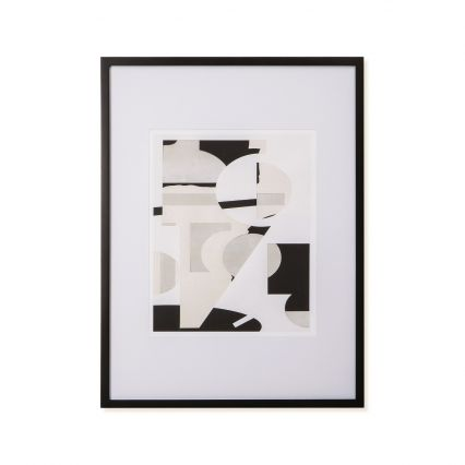 Vichy Abstract Collage II