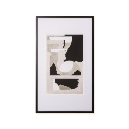 Vichy Abstract Collage III