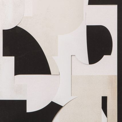 Vichy Abstract Collage IV