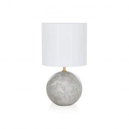 Asa Marble Task Lamp