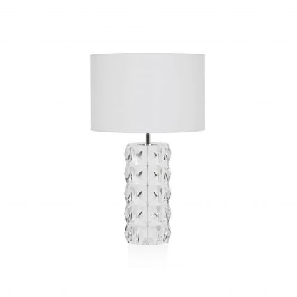 Buckingham Crystal Table Lamp