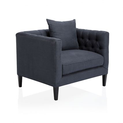 Chamonix Tufted Chair