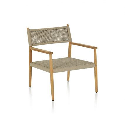 Corso Outdoor Lounge Chair - natural