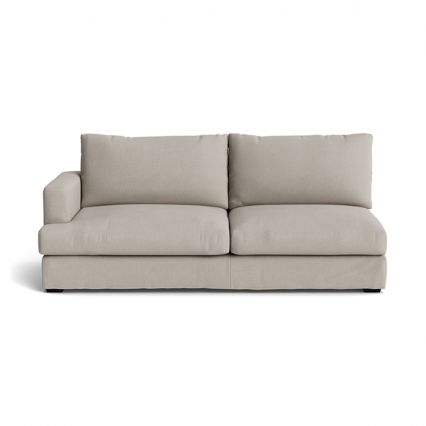 Longbeach Modular Sofa Loose Cover 4 Seat Left Hand Facing