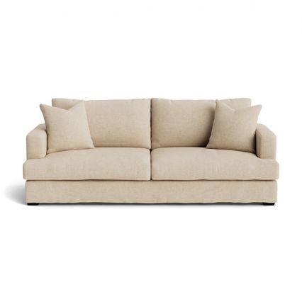 Longbeach Sofa Loose Cover 4 Seat
