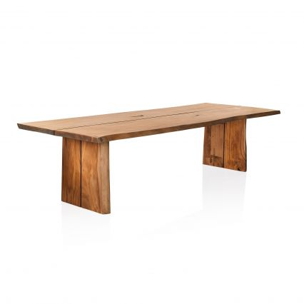 Newport Live Edge Dining Table
