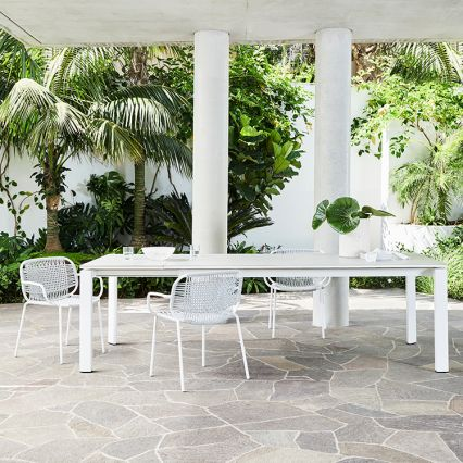 Houston Outdoor Extension Dining Table