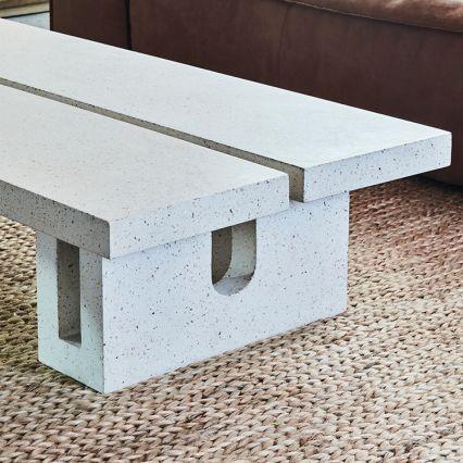 Pasito Concrete Indoor/Outdoor Coffee Table