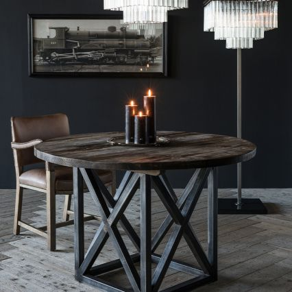 Axel Mk3 Round Dining Table