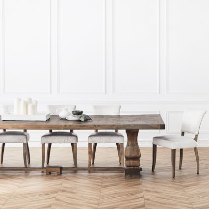 Stamford Parquetry Dining Table
