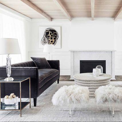 Chamonix Tufted Large Sofa