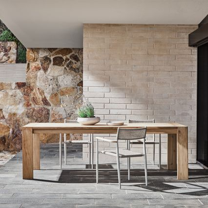 San Marco Teak Outdoor Dining Table
