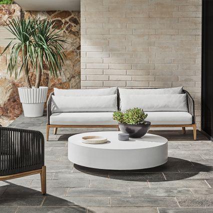 Miller Outdoor Sofa