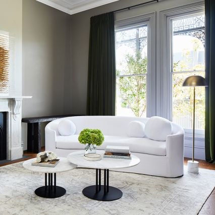 Flex Marble Coffee Table