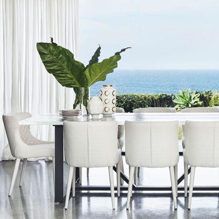 Iceberg Dining Table