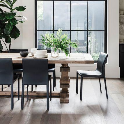Georgian Architectur Dining Table