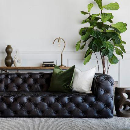 Tribeca Tufted Sofa