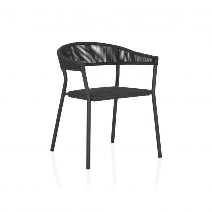 Sierra Stackable Outdoor Dining Chair