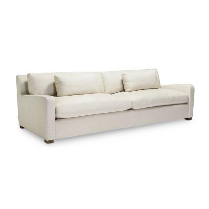 Stratten Slope Arm Extra Large Sofa