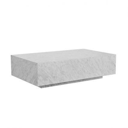 Marble Floating Coffee Table