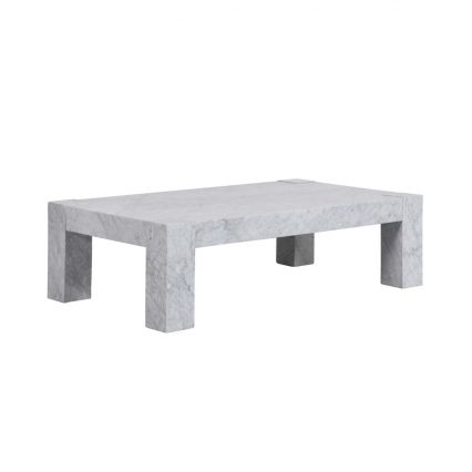 Junction Marble Coffee Table