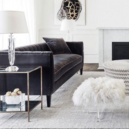Chamonix Tufted Sofa