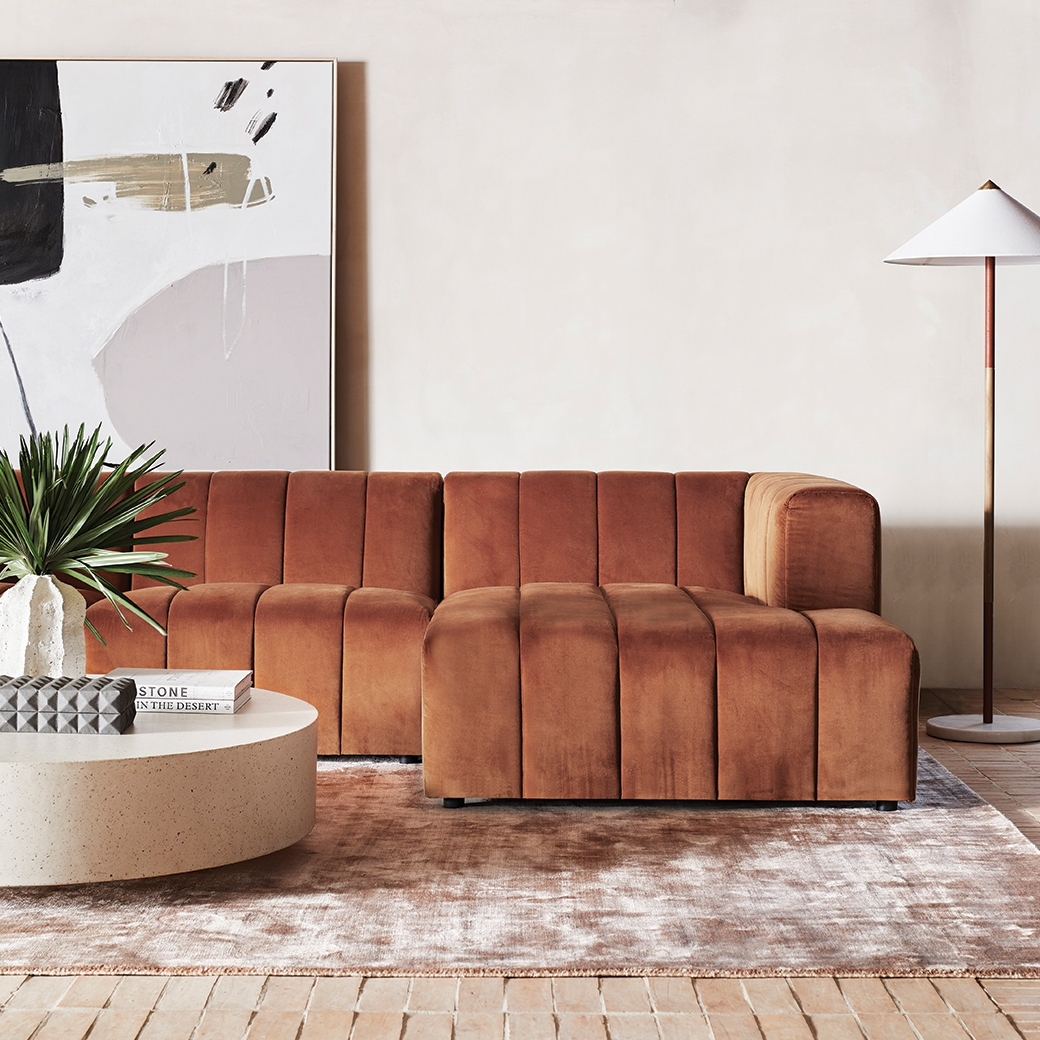 Designing With Earthy Elements By Libby Robinson, Coco Republic Interior Design